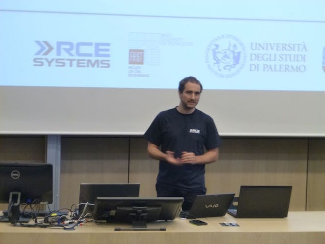 Ing. David Herman – RCE systems s.r.o., Brno